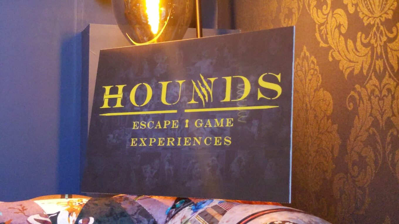 Hounds Escape Room Lobby